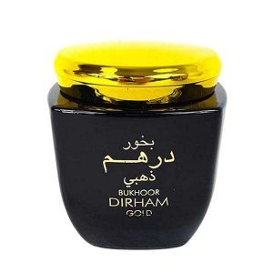 Bakhour Dirham Gold 80g – Ard Al Zaafaran
