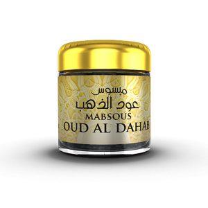 Bakhour Mabsous Oud Al Dahab 30g - Karamat Collection