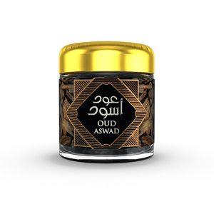 Bakhour Oud Aswad 30g - Karamat Collection