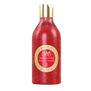 Gel douche Oud Safran 300ml - My Perfumes