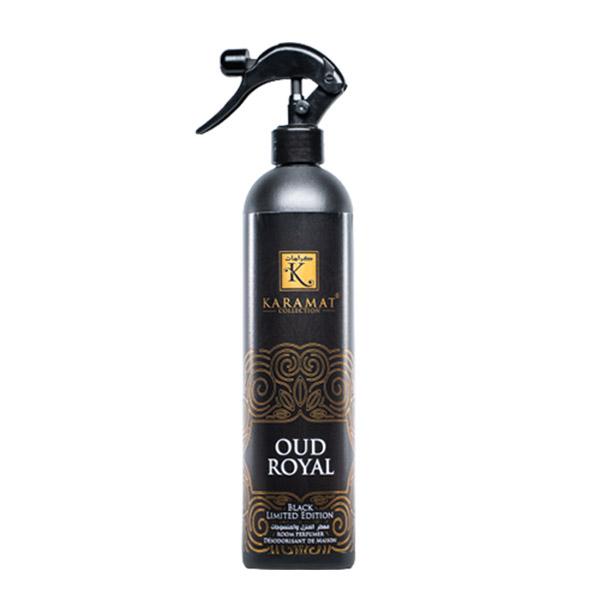 Spray textile Oud Royal 500ml - Karamat Collection