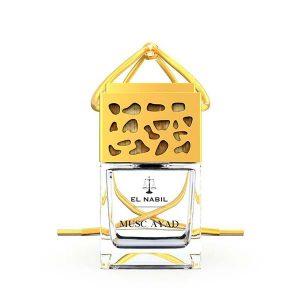 Parfum voiture Musc Ayad 6ml - El Nabil
