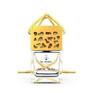 Parfum voiture Musc Slim 6ml - El Nabil
